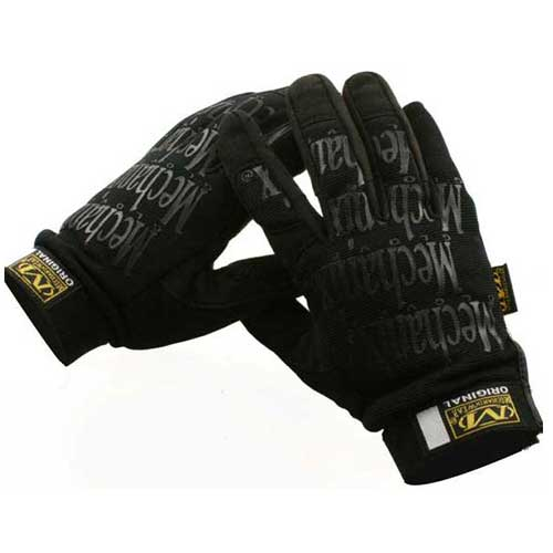 Mechanix Style Tactical M-Pact Gloves Work Military Airsoft Black