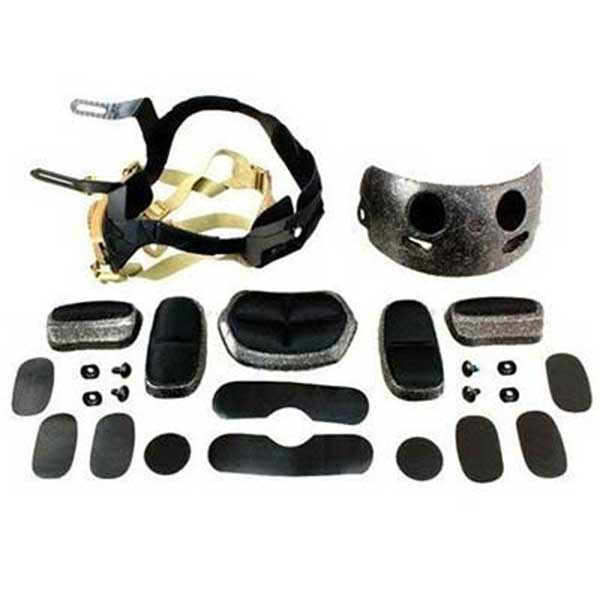 EMERSON Dial Liner Kit for FAST MICH helmet (Dark Earth)