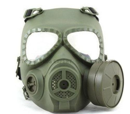 Emirates Airsoft Mask MO4 for Airsoft Combat (OD Green)