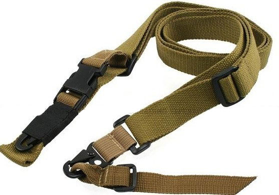 Triple Point 3 point sling Tan free ship B4079