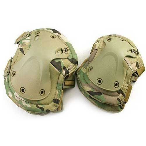 SWAT X-Cap Paintball Knee&Elbow Pads Multicam Y5011
