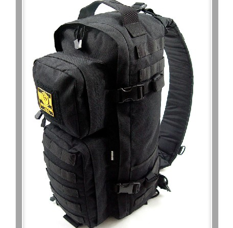 GO BAG II generation airsoft backpack / Airborne packages BK