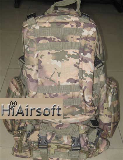 All in camouflage backpack cp at HiAirsoft Store