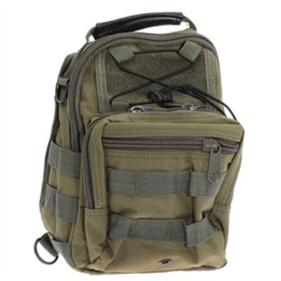 Hard-wearing Small Saddle Bag at HiAirsoft Store