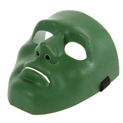 Anonymous Film Face Mask Halloween Fancy Cosplay Hunting Masks