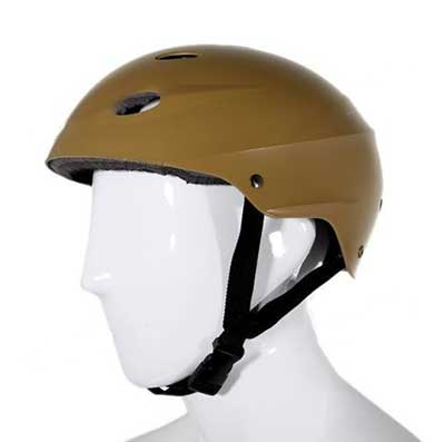 Swat Paratroops Bullet-proof Airsoft Helmet Mud Brown