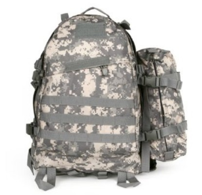 Large Soldier Military Style 3 Day Molle Transport Backpack
