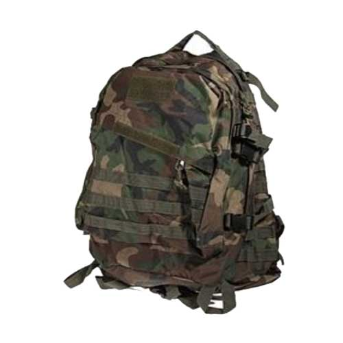 USMC Combat Tactical Backpack large for Outdoor-Camouflagecolor