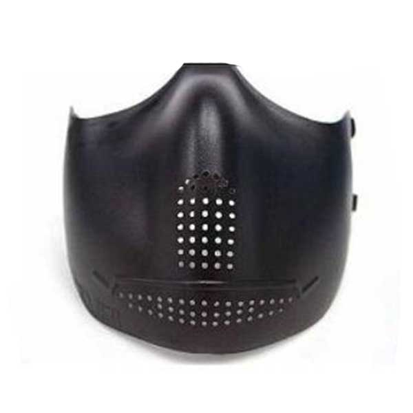 Tactical Half Face Airsoft mask black