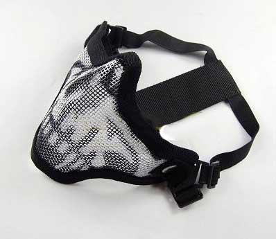 TMC V5 Strike Mesh Half Face Mask Skull for Combat Gear Upgrade