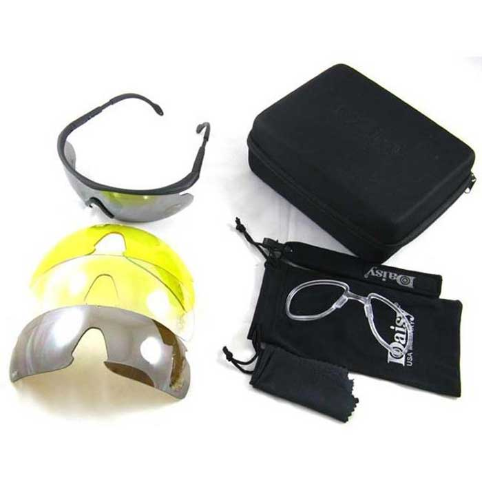 Daisy C2 100% Anti-Fog/UV Tactical Eye Protection Glasses Goggle