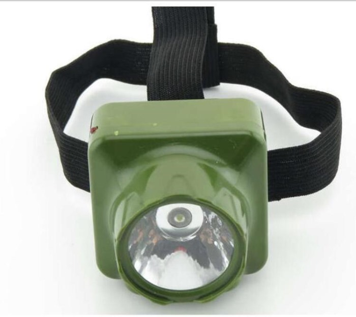 Charging LED Headlamp Cree 1W Headlight SOS Mode Light 10 Hours