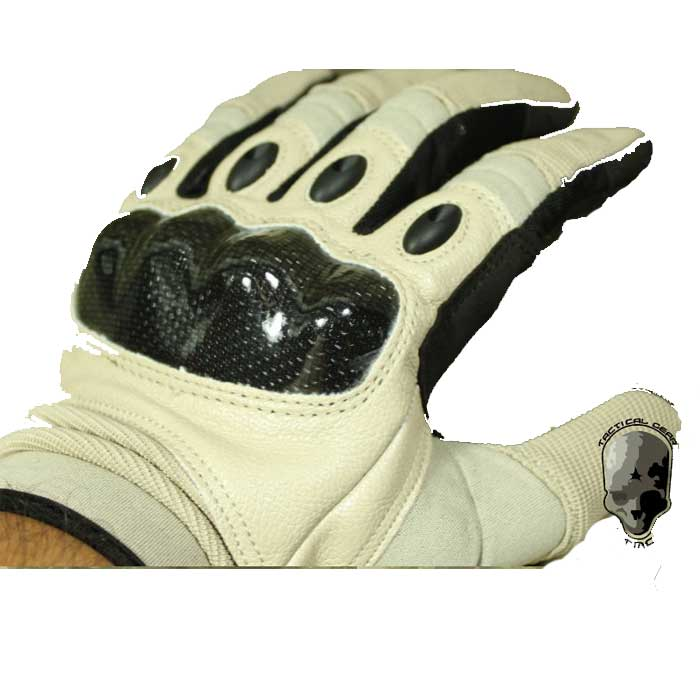 TMC Tactical Gloves Airsoft Combat Gear Full Finger Protect Glove WH