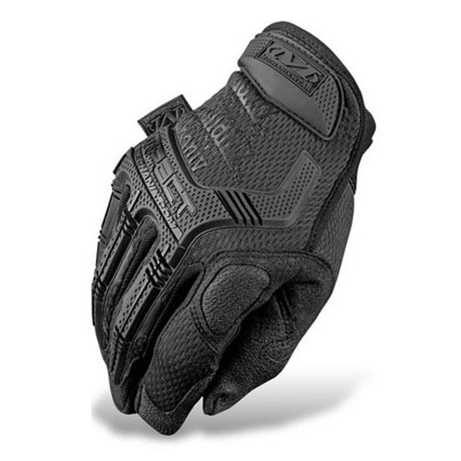 Mechanix Wear M-PACT High Impact Durable Working Gloves Tactical BK