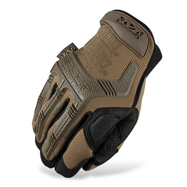 Mechanix Wear M-PACT Glove High Impact Durable Work Tactical Gloves