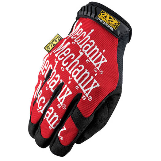 Mechanix Wear ORIGINAL Series Outdoor Tactical Working Glove RED