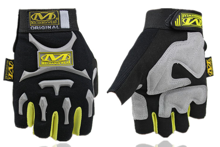 M-Pact Covert Glove black