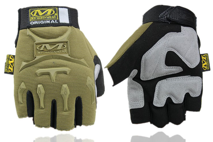 M-Pact Covert Glove khaki