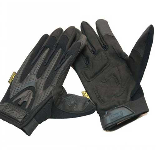 MW Full Finger Airsoft Tactical Glove Soft Flexible Tactical MTP