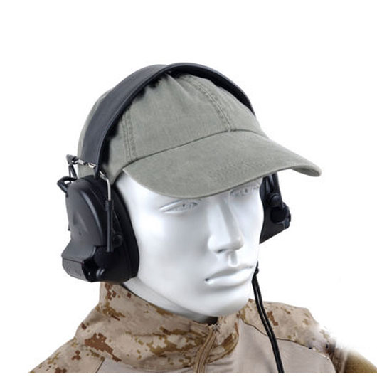 Airsoft Tactical Comtac II Headset VER IPSC Noise Reduction Headset