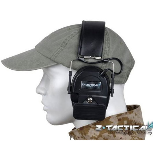 Airsoft headset