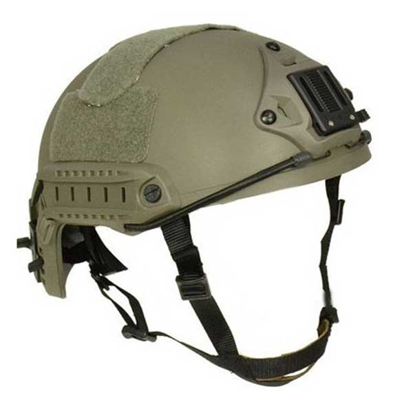 FAST Base Jump Helmet FG head borne accessories military style