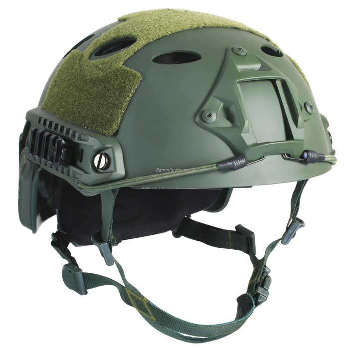 Advanced Edition Fast Helmet Military Tactical Fast Jump Helmet OD