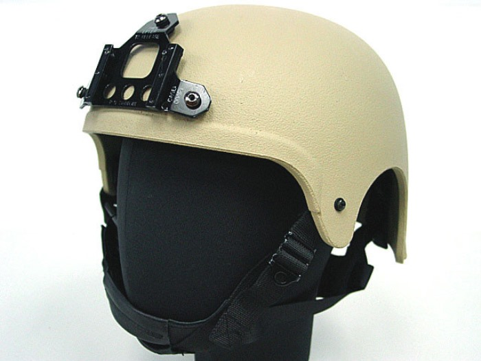 NAVY SEAL Team IBH Helmet USMC Tactical Special Force Helmets DE