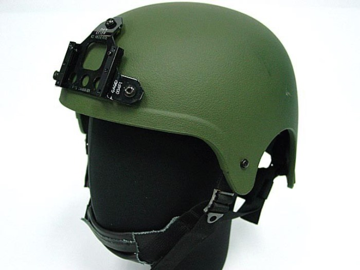 NAVY SEAL Team IBH Helmet USMC Tactical Special Force Helmet OD