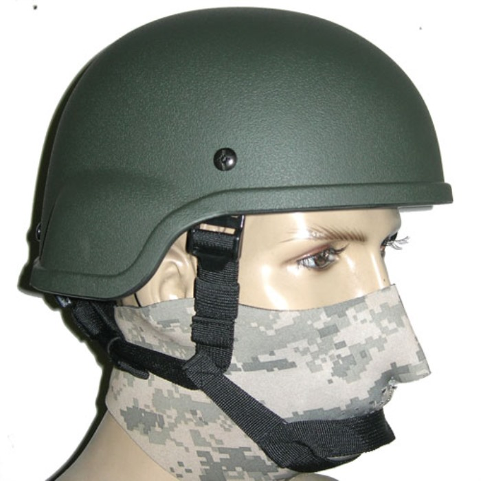 Mich 2002 Helmet Standard Edition Tactical Matrix Helmets Army FG