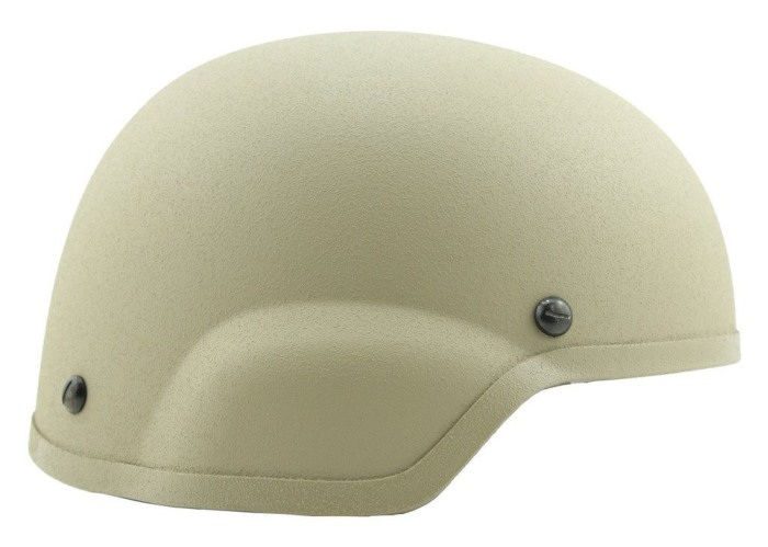 Mich 2002 Helmet Special Edition ACH Tactical Airsoft Helmets TAN