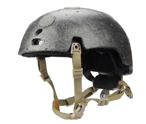 Tactical Helmet Pad Foam Helmet Tape Supension System Accessory DE