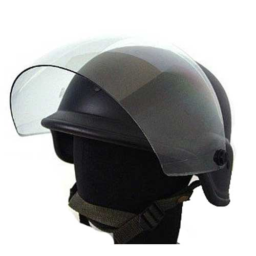 Military Tactical SWAT Airsoft M88 PASGT Kevlar Helmet and Lens