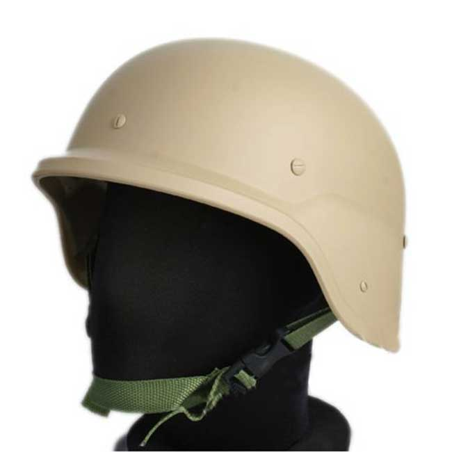 SWAT Pasgt Kevlar M88 Helmet Army Style Khaki for Airsoft Gear