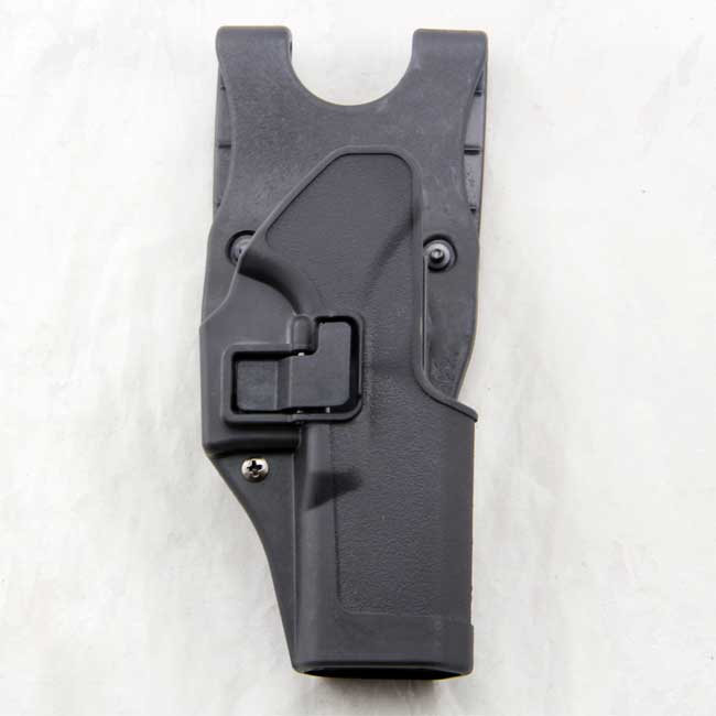 CQC Glock 17 19 22 Polymer Duty Belt Holster Black