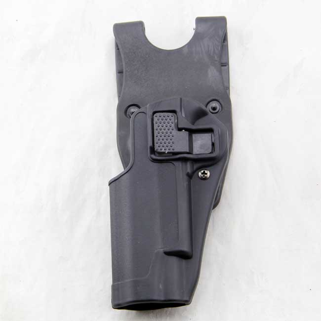 Left Hand M1911 Gun Holsters Pistol Paddle & Belt Holster BK