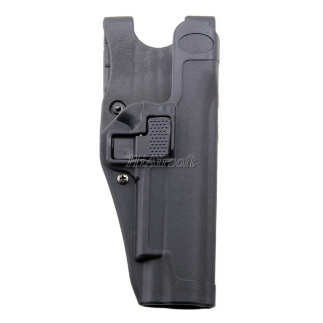 BH Duty Holster 1911 Level 3 Tactical Gun Pistol Holders BK