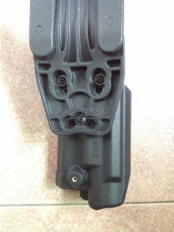 SERPA Level 3 Beretta Glock Holster
