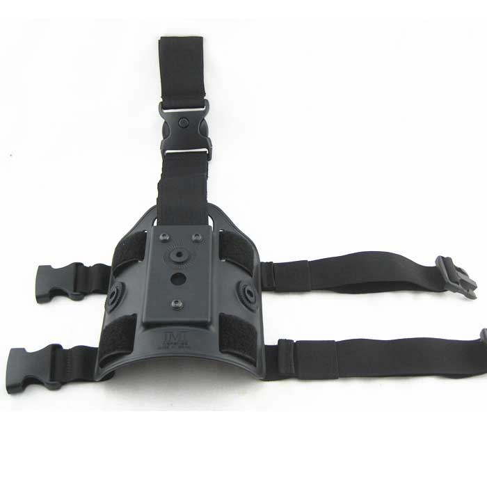 IMI Polymer Tactical Drop Leg Holster IMI Rotary Holster leg panel