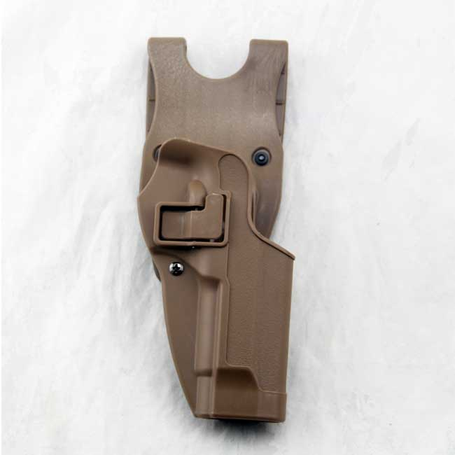 CQC US Army Tactical M9 92 96 Colt Belt Holster Paddle RH TAN
