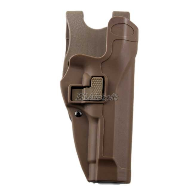 BH Duty Holster 92 96 L3 Active Retention System Pistol Holders DE