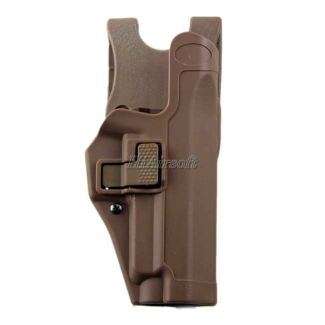 BH Duty Holster P220 P226 Army Tactical Pistol Holders DE
