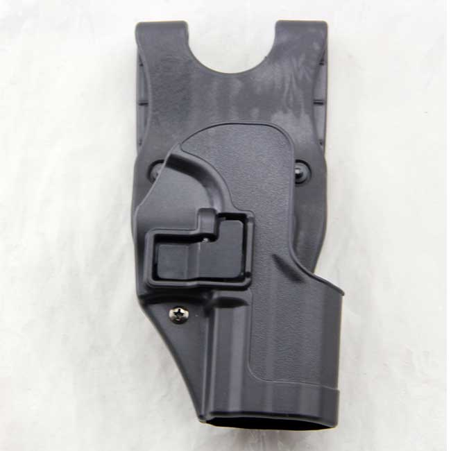 CQC H&K USP Sig Holsters Quick Tactical Paddle Belt Holster RH BK