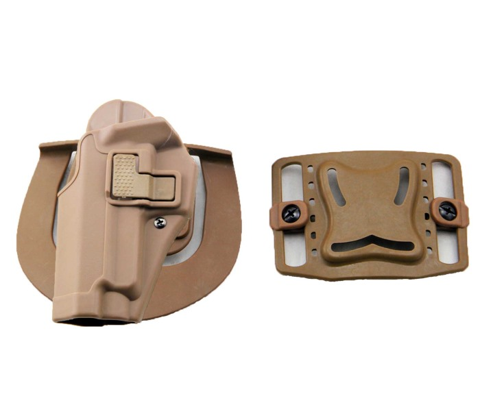 Tactical P226 Holster Military Left Handed P220 Gun Holsters TAN