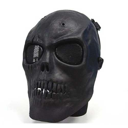 Skull Full Head Mask Airsoft Army of Tactical Face Mask