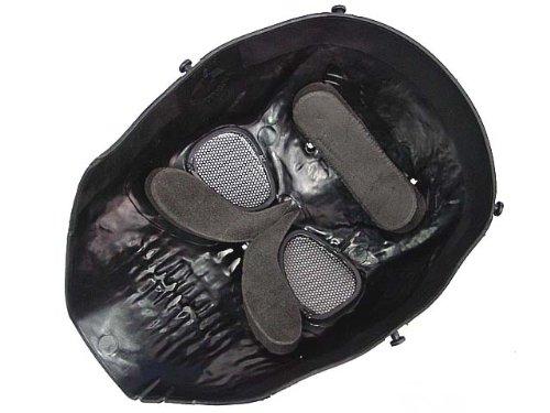 Crânio máscara facial