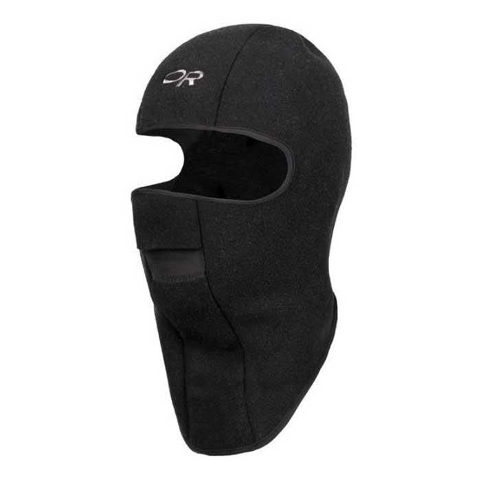 Tactical Face Mask Airsoft CS Protect Cool Combat Mask BLACK