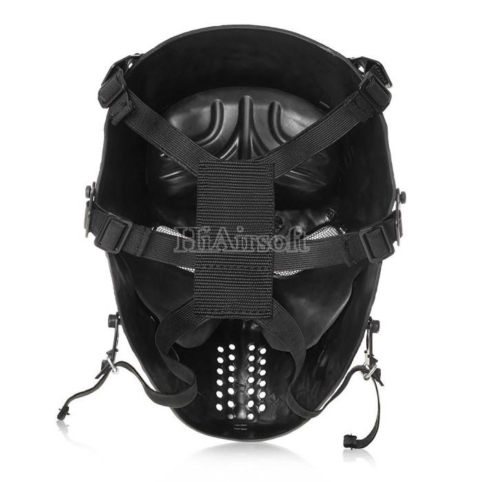 airsoft masks coloring pages - photo#25