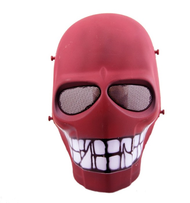 DC Tactical Gear Army of Two Full Face Smiley Mask Cacique Mask DSH