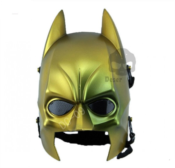 Tactical Mask Dark Knight Rises Batman Full Face Mask Cosplay G CAMO
